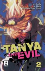 Tanya the Evil 02 - Chika Tojo, Carlo Zen, Aminata Diouf (ISBN: 9783770497959)