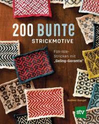 200 bunte Strickmotive (2018)