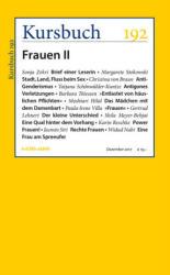 Kursbuch 192 (ISBN: 9783961960002)