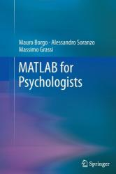 MATLAB for Psychologists (ISBN: 9781489986993)