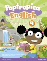 Poptropica English American Edition 4 Student Book - Sagrario Salaberri, Aaron Jolly (ISBN: 9781292091143)
