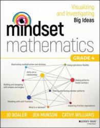 Mindset Mathematics - Jo Boaler, Jen Munson, Cathy Williams (ISBN: 9781119358800)