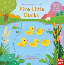 Sing Along With Me! Five Little Ducks (ISBN: 9780857638632)