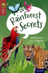 Oxford Reading Tree Treetops Infact: Level 15: Rainforest Secrets (ISBN: 9780198306658)