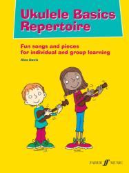 Ukulele Basics Repertore (ISBN: 9780571538676)