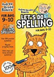 Let's do Spelling 9-10 (ISBN: 9781472908629)