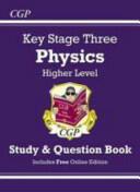 KS3 Physics Study & Question Book (ISBN: 9781782941125)