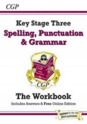 Spelling, Punctuation and Grammar for KS3 - The Workbook (ISBN: 9781782941170)