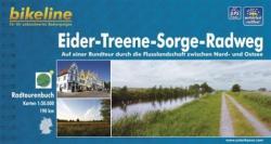Eider-Treene-Sorge-Radweg kerékpárkalauz / Esterbauer (2011)