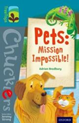 Oxford Reading Tree TreeTops Chucklers: Level 9: Pets: Mission Impossible! (ISBN: 9780198391784)