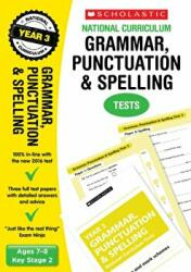 Grammar, Punctuation and Spelling Test - Year 3 (ISBN: 9781407159751)