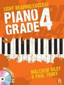 Sight Reading Success: Piano Grade 4 (ISBN: 9781780381213)