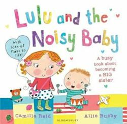 Lulu and the Noisy Baby (ISBN: 9781408828182)