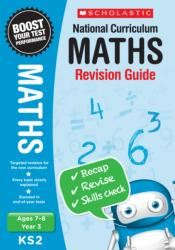 Maths Revision Guide - Year 3 (ISBN: 9781407159874)