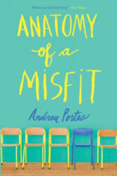 Anatomy of a Misfit (ISBN: 9780062313652)