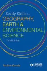 Study Skills for Geography, Earth and Environmental Science Students (2011)
