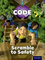 Project X Code: Jungle Scramble to Safety (ISBN: 9780198340218)