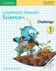 Cambridge Primary Science Challenge 1 (ISBN: 9781316611135)