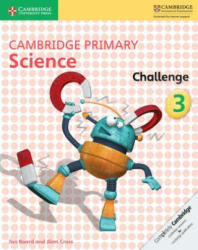 Cambridge Primary Science Challenge 3 (ISBN: 9781316611173)