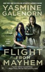 Flight from Mayhem - A Fly by Night Novel (ISBN: 9780425272169)