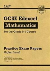 New GCSE Maths Edexcel Practice Papers: Higher - For the Grade 9-1 Course (ISBN: 9781782946595)