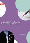 AQA GCSE Chemistry 9-1 Grade 8/9 Booster Workbook (ISBN: 9780008194345)