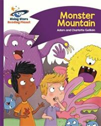 Reading Planet - Monster Mountain - Purple: Comet Street Kids (ISBN: 9781471877292)