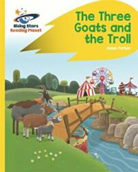 Reading Planet - The Three Goats and the Troll - Yellow: Rocket Phonics (ISBN: 9781471879784)