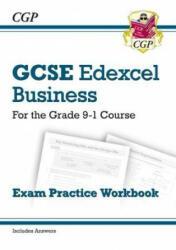 New GCSE Business Edexcel Exam Practice Workbook - For the Grade 9-1 Course (ISBN: 9781782946939)