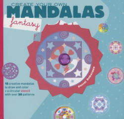 Create Your Own Mandalas -- Fantasy (ISBN: 9780486493732)