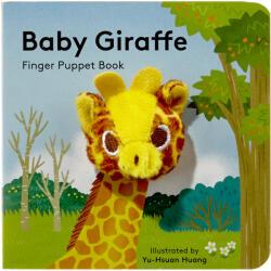 Baby Giraffe: Finger Puppet Book (ISBN: 9781452156118)