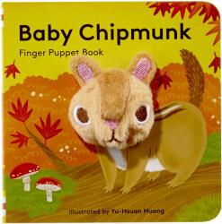 Baby Chipmunk: Finger Puppet Book (ISBN: 9781452156125)