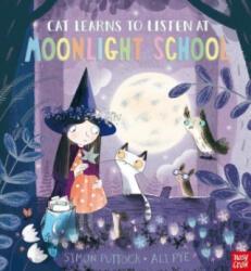 Cat Learns to Listen at Moonlight School (ISBN: 9781788000123)