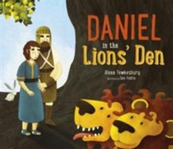 Daniel in the Lion's Den - Alexa Tewkesbury (ISBN: 9780281074983)