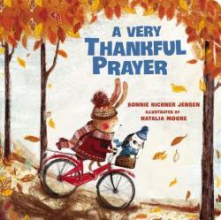 Very Thankful Prayer (ISBN: 9780718098834)