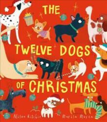 Twelve Dogs of Christmas (ISBN: 9781471166174)