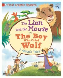Aesop: The Lion and the Mouse & the Boy Who Cried Wolf (ISBN: 9781445147543)