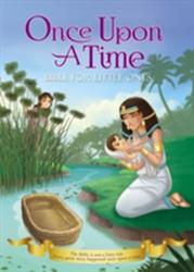 Once Upon a Time Bible for Little Ones (ISBN: 9780310761709)