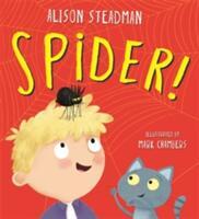 Spider! (ISBN: 9781444933505)