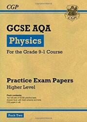 New Grade 9-1 GCSE Physics AQA Practice Papers: Higher Pack 2 (ISBN: 9781782948407)