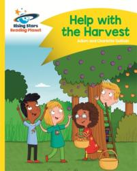 Reading Planet - Help with the Harvest - Yellow: Comet Street Kids (ISBN: 9781510411920)