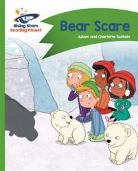 Reading Planet - Bear Scare - Green: Comet Street Kids (ISBN: 9781510412347)