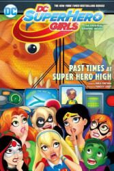 Dc Super Hero Girls Past Times At Super Hero High - Shea Fontana, Agnes Garbowska (ISBN: 9781401273835)