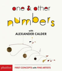 One & Other Numbers with Alexander Calder (ISBN: 9780714875101)