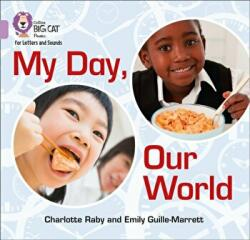 My Day, Our World - Band 0/Lilac (ISBN: 9780008251284)