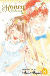 Honey So Sweet, Vol. 8 (ISBN: 9781421591247)