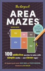 Original Area Mazes - Naoki Inaba (ISBN: 9781472141811)