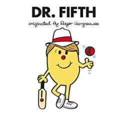 Doctor Who: Dr. Fifth (Roger Hargreaves) - Adam Hargreaves (ISBN: 9781405930147)