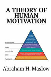 Theory of Human Motivation (ISBN: 9781684113170)