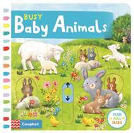 Busy Baby Animals (ISBN: 9781509869480)